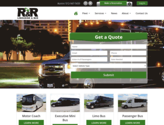 rrlimobus.com screenshot