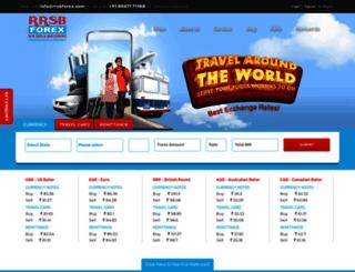 rrsbforex.com screenshot