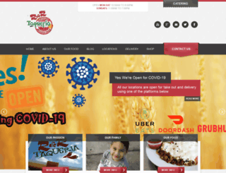 rrtaqueria.com screenshot