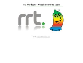 rrtmedcon.com screenshot