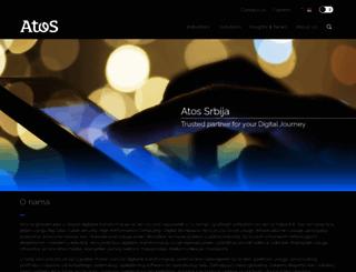 rs.atos.net screenshot