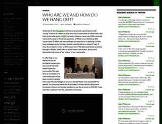 rs.resalliance.org screenshot