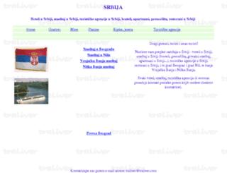 rs.traliver.com screenshot
