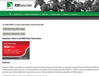 rsb.net.au screenshot