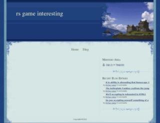 rsbuygoldq1.webs.com screenshot