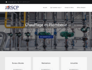 rscp.fr screenshot