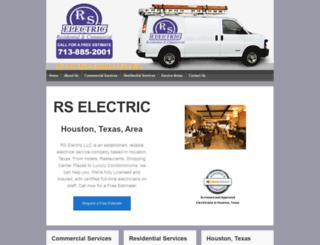 rselectric.net screenshot