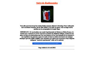rsf4ugf.lescigales.org screenshot