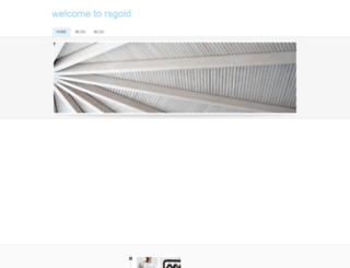 rsgold123456.weebly.com screenshot