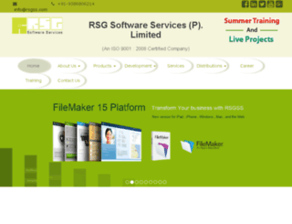 rsgss.co.in screenshot