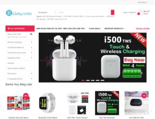 rsim.com screenshot