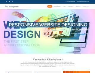 rsinfosystem.com screenshot
