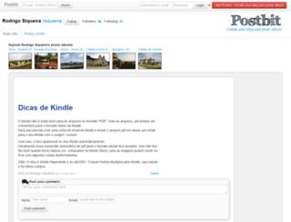 rsiqueira.postbit.com screenshot