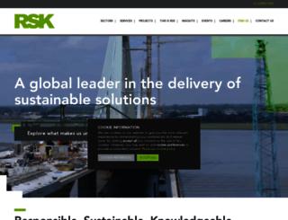 rsk.co.uk screenshot