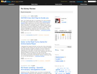 rsmoneyviews.fullblog.com screenshot