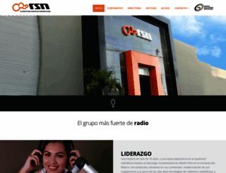 rsn.com.mx screenshot