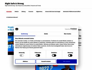 rss-anzeigen.de screenshot