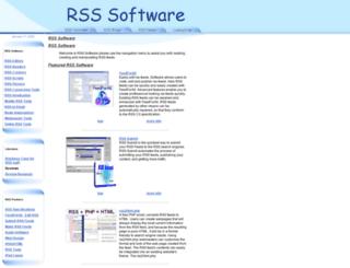 rss-software.com screenshot