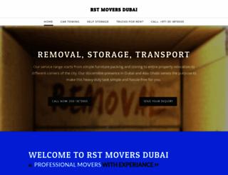 rstmovers.com screenshot
