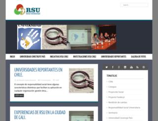 rsuchile.cl screenshot