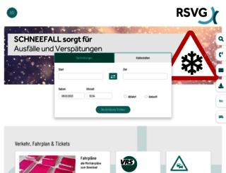 rsvg.de screenshot