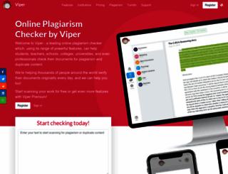 rsviper.scanmyessay.com screenshot