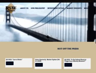 rswinvestments.com screenshot