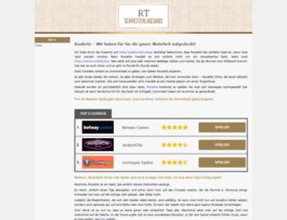 rt-schmetterlingskids.de screenshot
