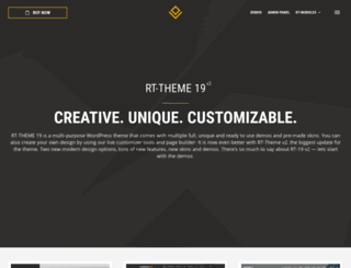 rt19demos.rtthemes.com screenshot
