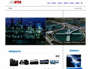 rtaco.com screenshot
