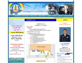 rtaf-sacco.com screenshot