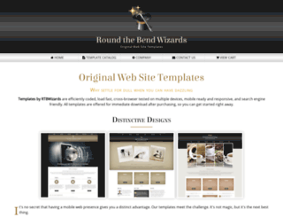 rtbwizards.com screenshot