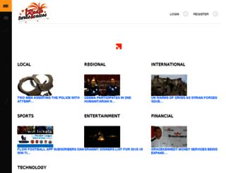 rtc107fm.com screenshot