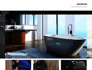 rtfplumbing.com.au screenshot