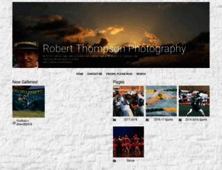 rthompsonfoto.com screenshot