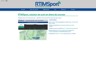 rtimsport.com screenshot