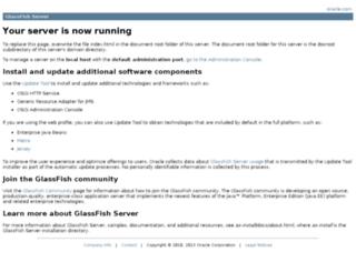 rtmgmtnpp.reflexisinc.com screenshot