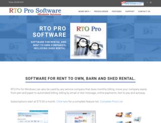 rtopro.com screenshot