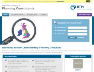 rtpiconsultants.com screenshot