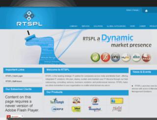 rtspl.org screenshot