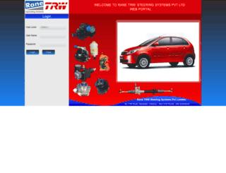 rtsslonlinewarrantysystem.com screenshot
