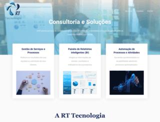 rttecnologia.com.br screenshot