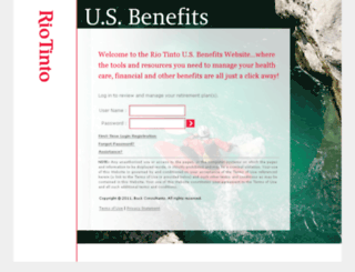 rtusbenefits.com screenshot