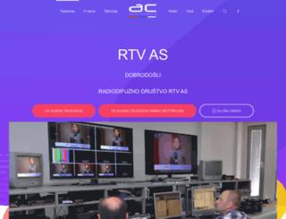 rtvas.rs screenshot