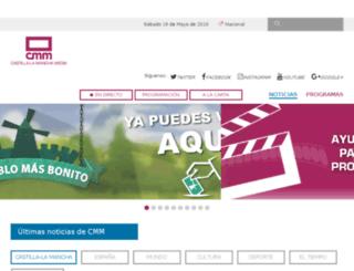 rtvcm.es screenshot