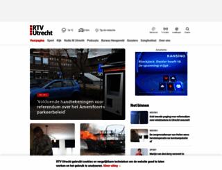 rtvutrecht.nl screenshot