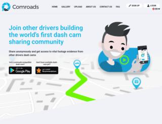 ru.comroads.com screenshot