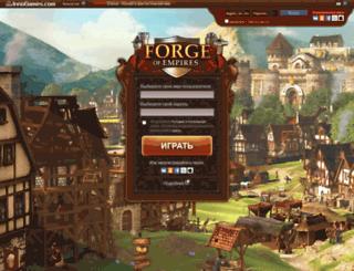 ru4.forgeofempires.com screenshot