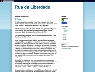ruadaliberdadefigueira.blogspot.pt screenshot