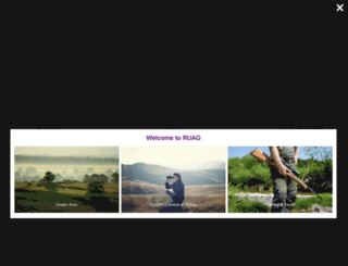 ruag.co.uk screenshot
